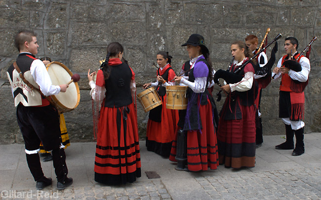 Galician Women